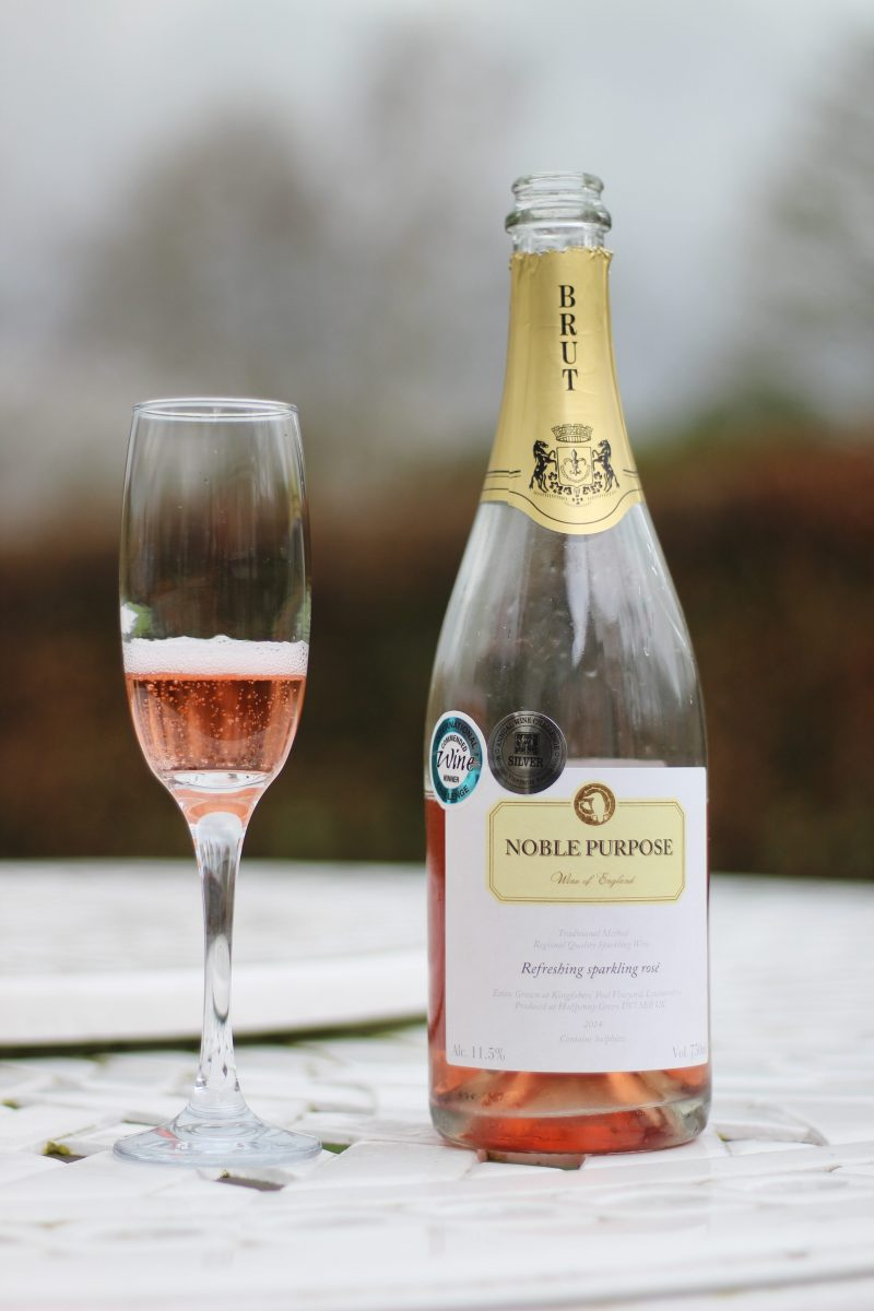 Rothley Wine sparkling English wine