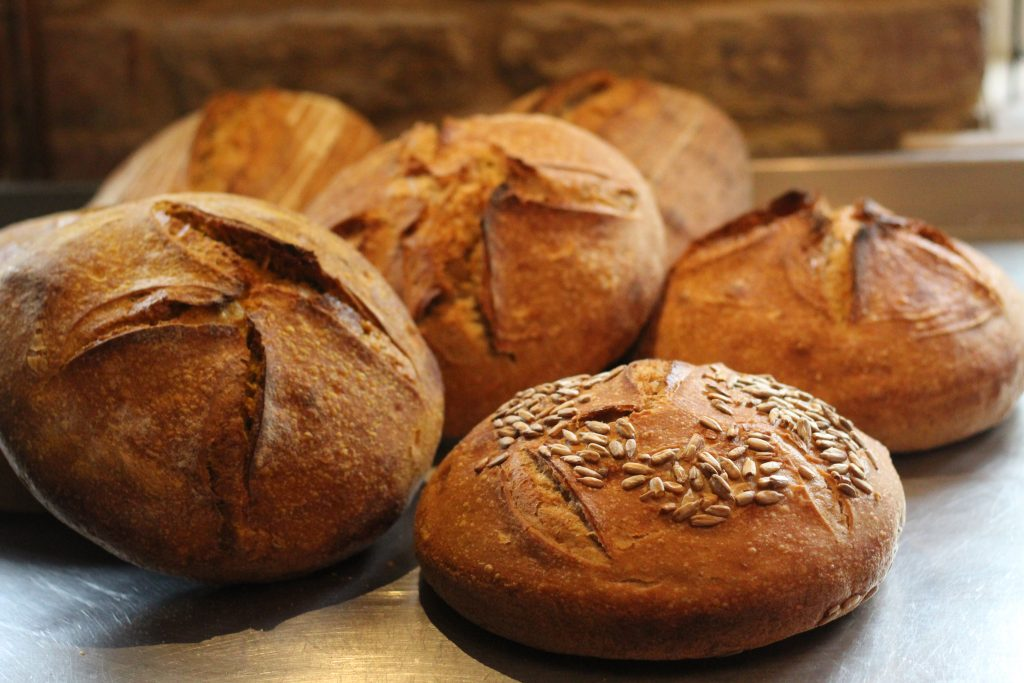 Bisbrooke Artisans real sourdough bread