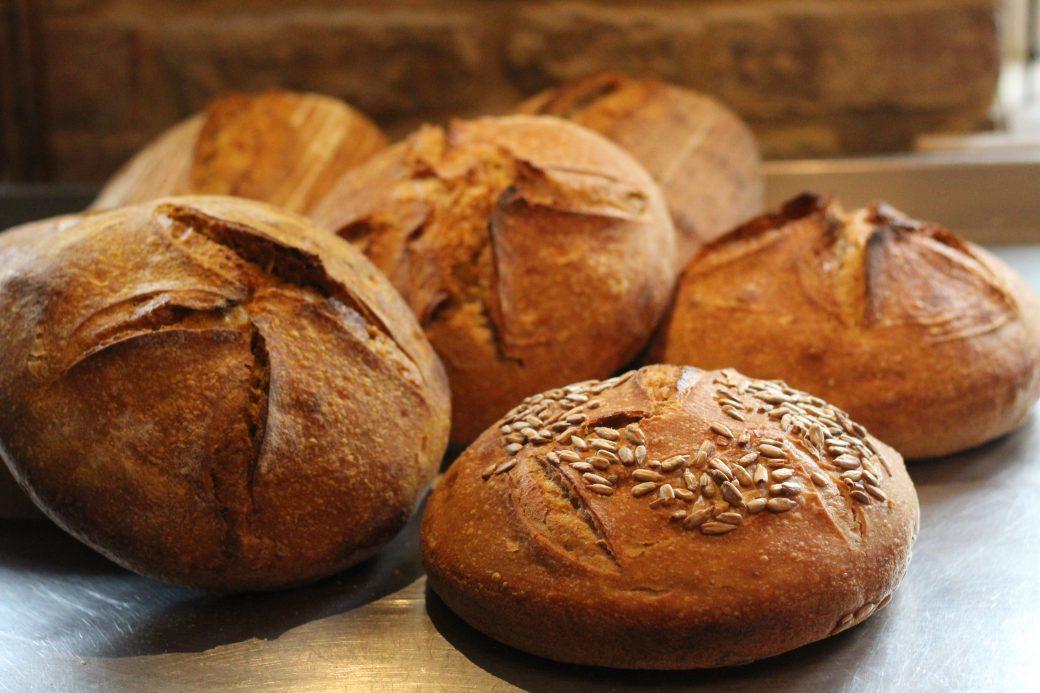 Bisbrooke Artisans real sourdough bread