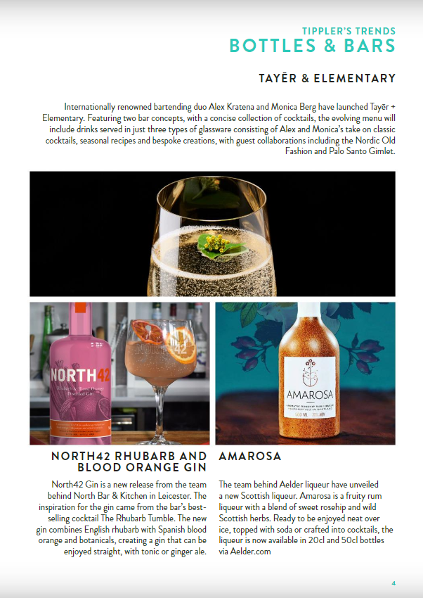 Muddle Magazine North42 gin